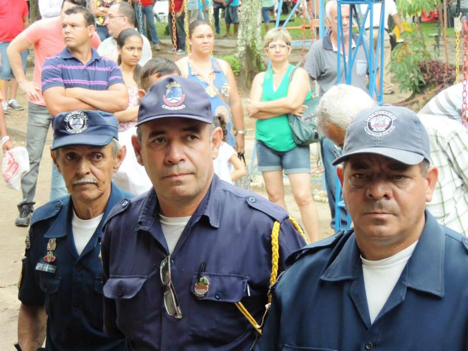 Guardas municipais de Cruzeiro agirão em conjunto com a PM no combate aos roubos e furtos (Lucas Barbosa)