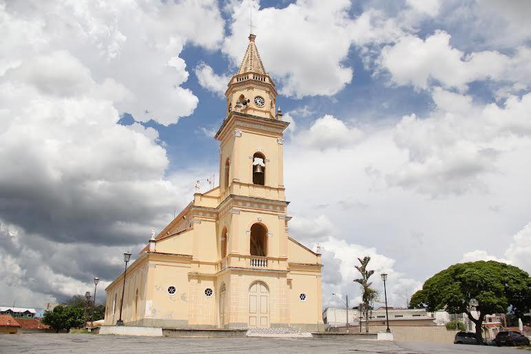 Matriz de Santo Antônio, o padroeiro da cidade; Plano Diretor avança adesão a programa estadual (Divulgação)