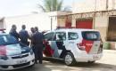 Baleado, policial detém assaltantes em Potim