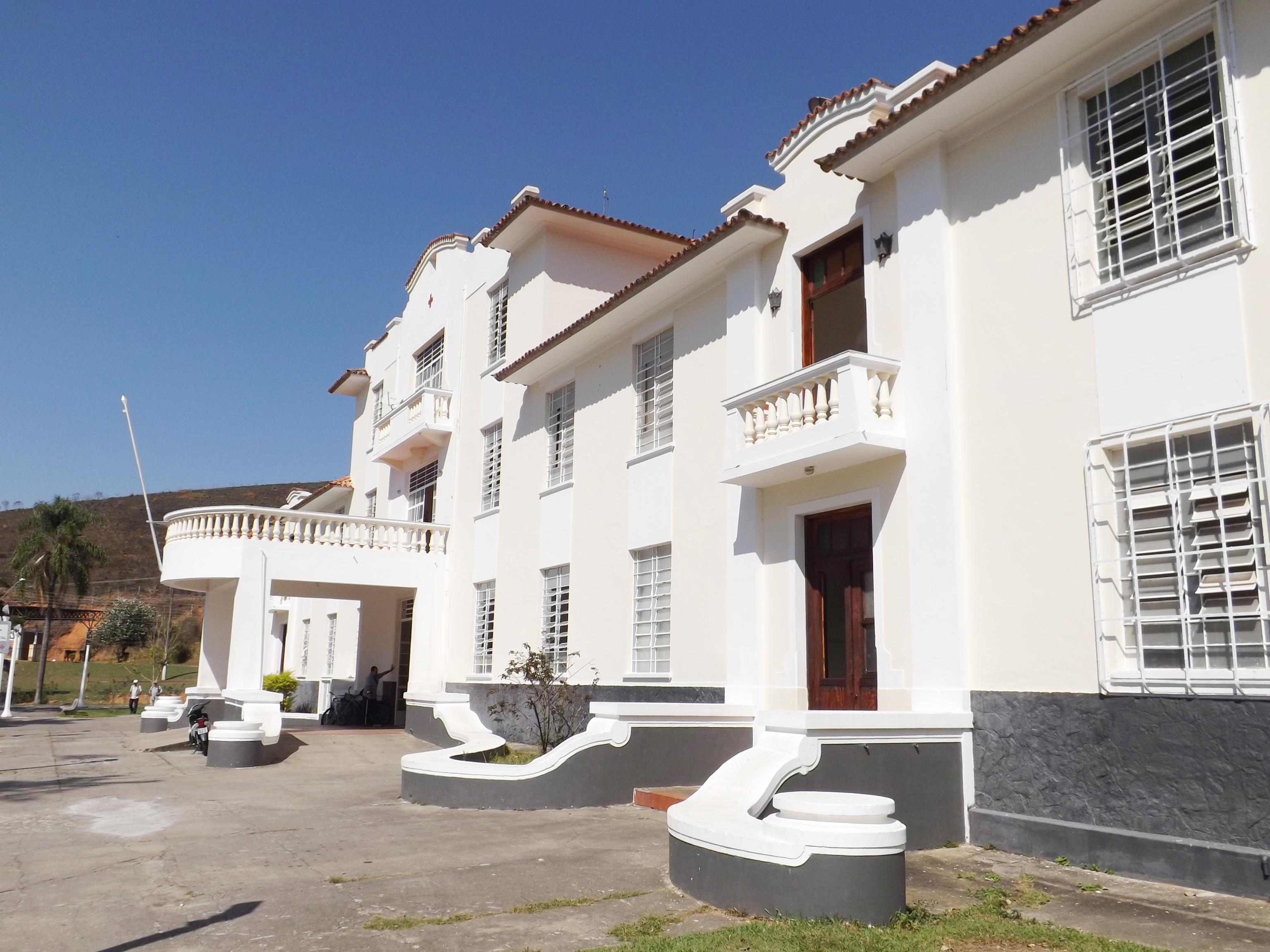 Prestes a ser entregue, Hospital de Piquete deve atender demanda no município; investimento de R$285 mil (Foto: Arquivo Atos)