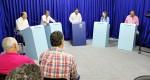 Debate entre candidatos de Potim foca em registros de candidaturas