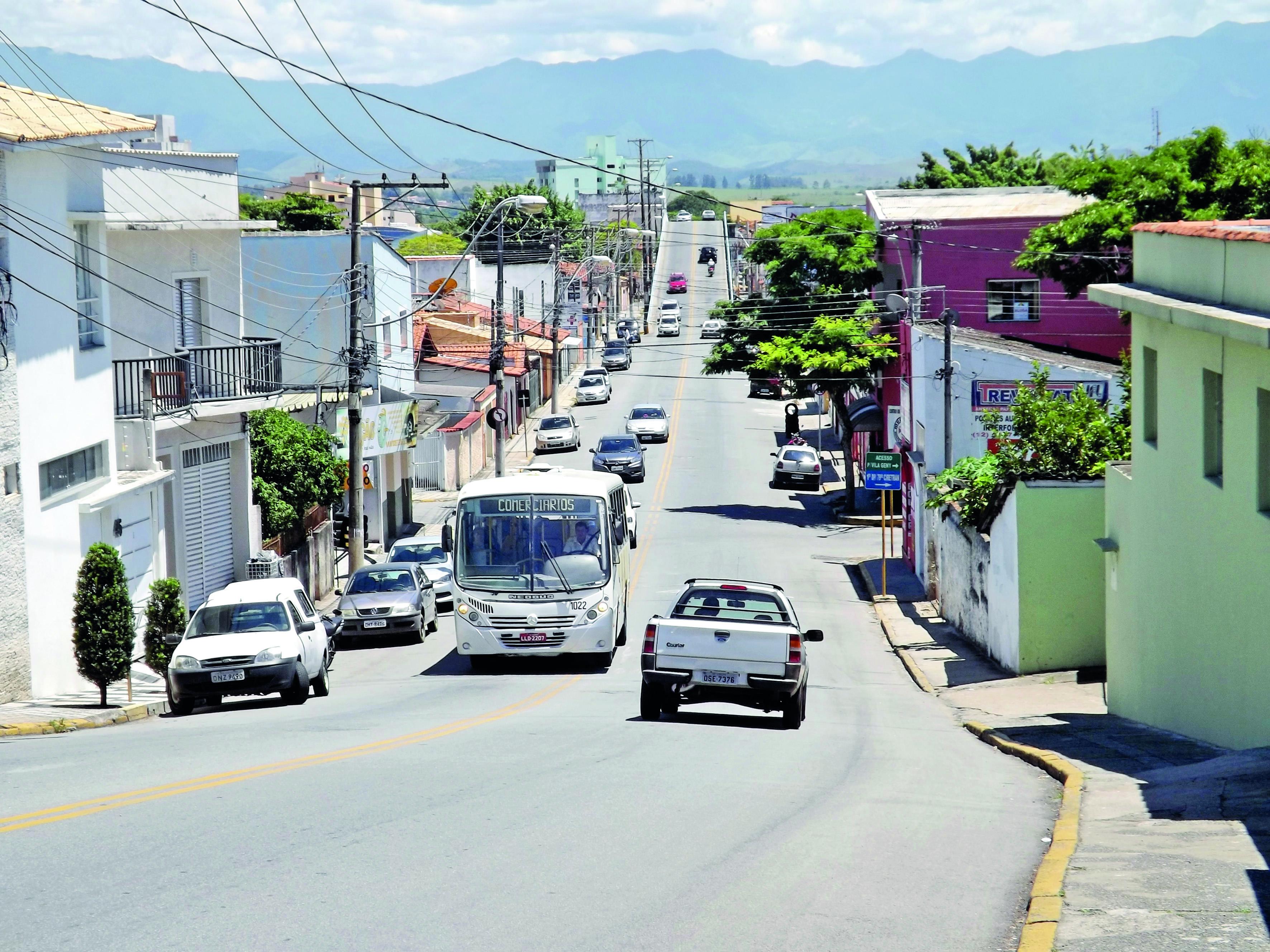 Mobilidade urbana é um dos destaques do Plano Diretor, votado nesta semana na Câmara de Lorena (Foto: Arquivo Atos)