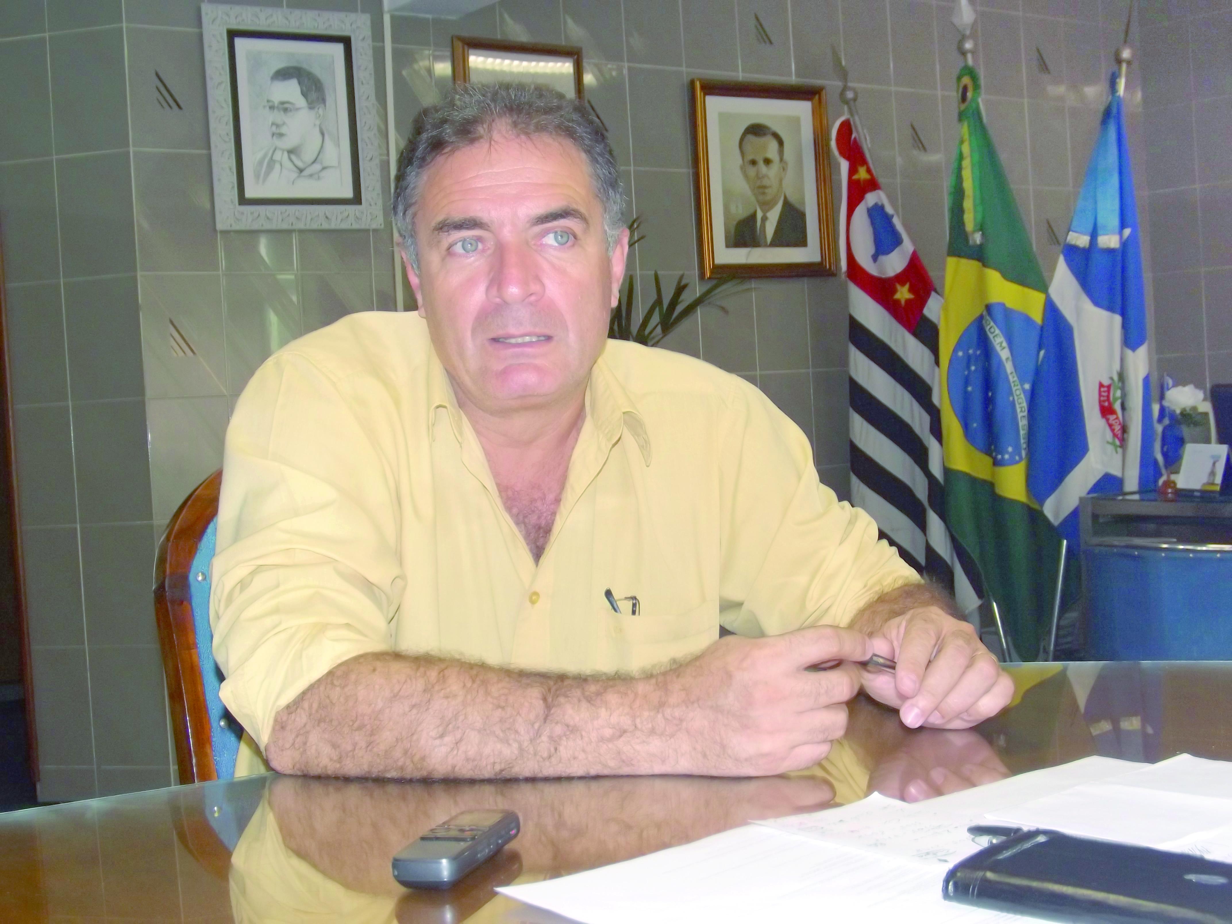 Eleito em Aparecida, que teve apontamentos nas contas de campanha (Foto: Arquivo Atos)