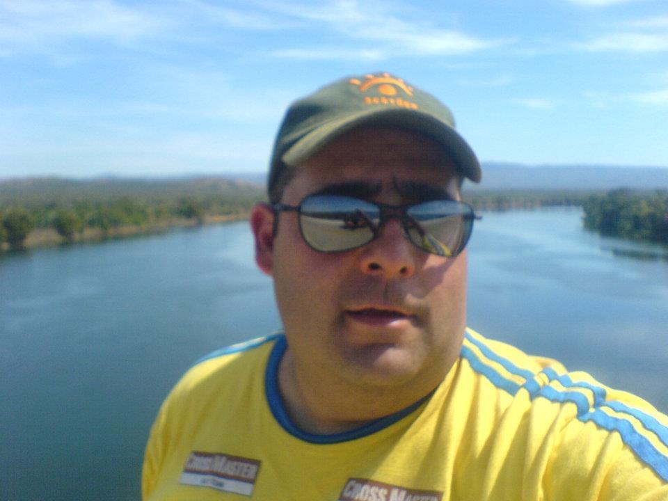 O empresário André Nunes, encontrado morto nesta quinta-feira (Foto: Reprodução)