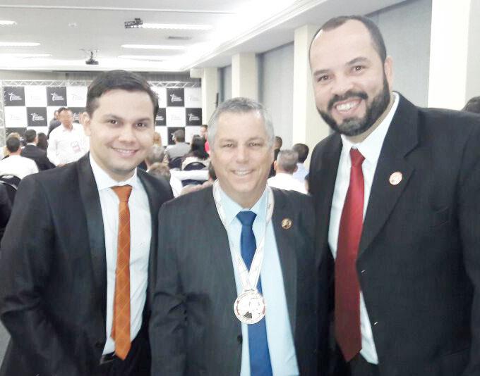 Bruninho, João Pita e Beto Pereira