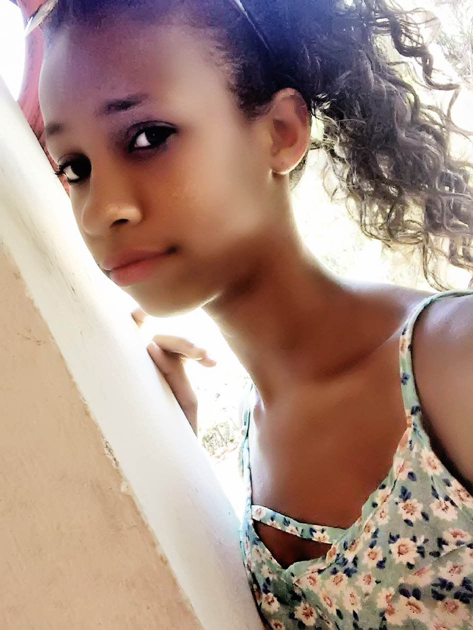 A menina Maria Fernanda, vítima de latrocínio no último dia 27 (Foto: Reprodução)