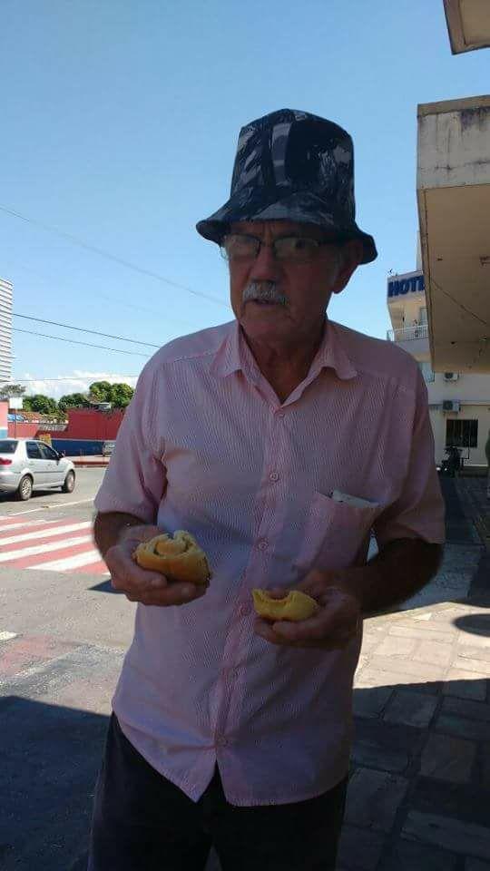 Taxista Luís José Doroteia vítima de assassinato no último final de semana (Foto: Reprodução)