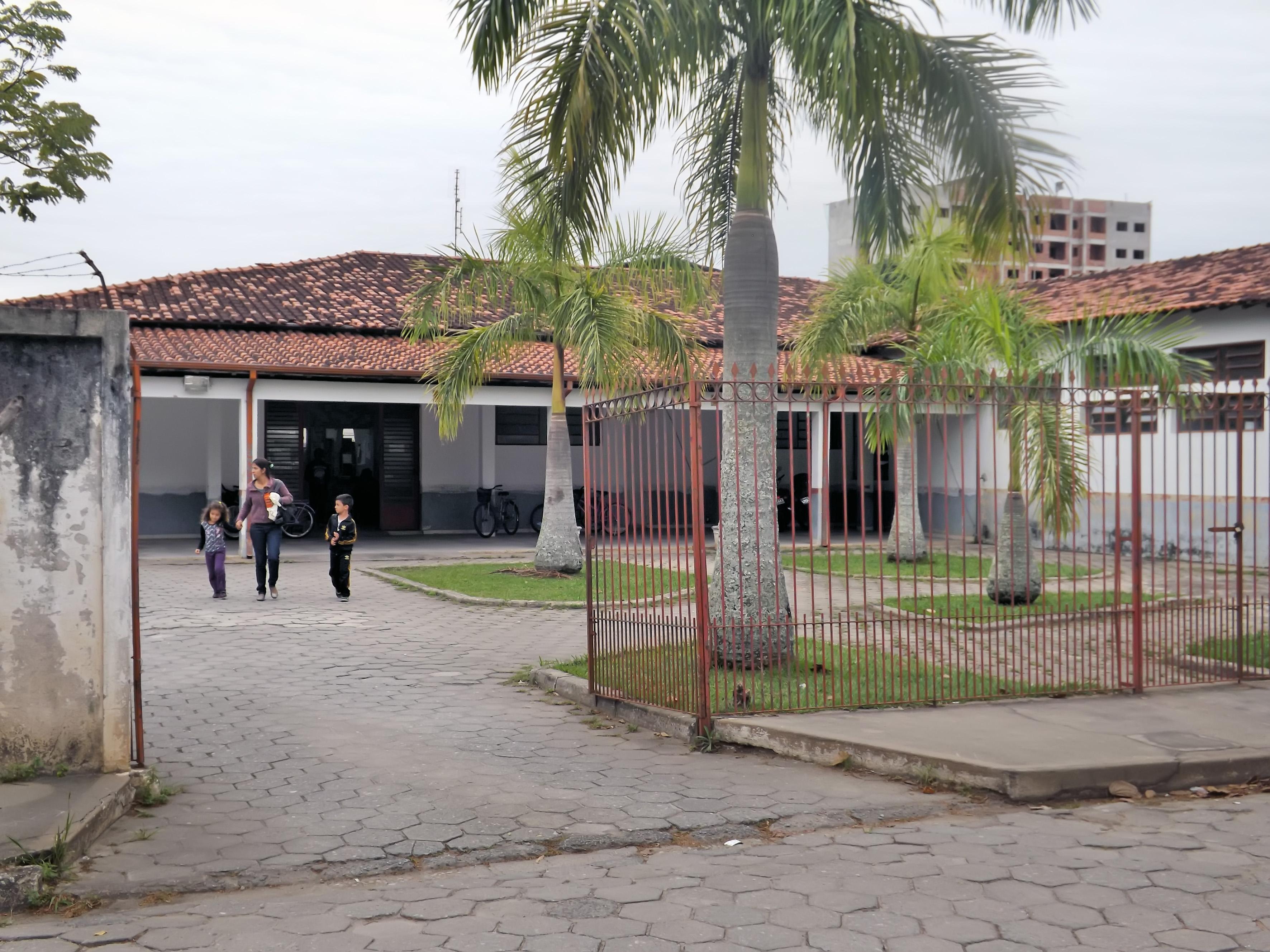 O UBS da Vila Nunes, que passa por reforma na cidade; obra orçada em R$ 150 mil não deve paralisar atendimento à pacientes da região (Foto: Lucas Barbosa)