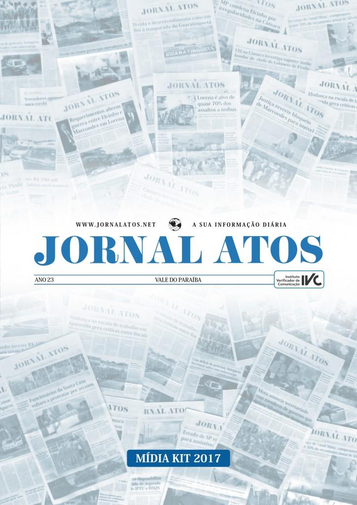 CAPA - MIDIA KIT JORNAL ATOS 2017 Final
