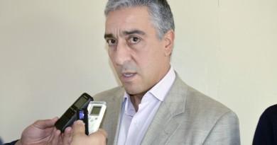 O delegado seccional de Guaratinguetá, Márcio Marques Ramalho, que aprovou proposta de Soliva (Foto: Leandro Oliveira)