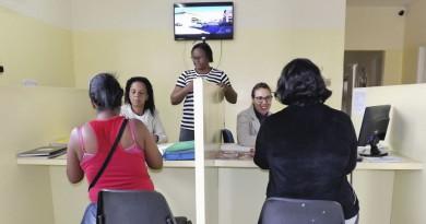 Pacientes de Lorena procuram atendimento na rede pública; Prefeitura tem dificuldades com aumento das faltas em consultas médicas (Foto: Lucas Barbosa)