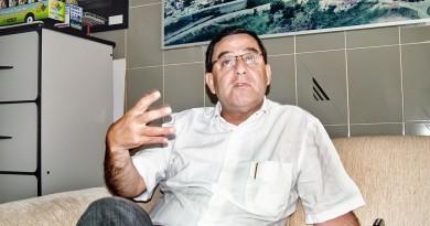 O ex-prefeito Márcio Siqueira, que teve suas contas rejeitadas; TC apontou falha em gastos na Educação (Foto: Arquivo Atos)