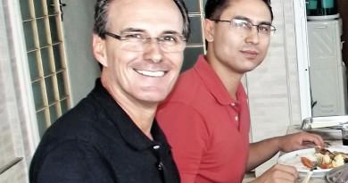 Marcus Soliva e Regis Yasumura