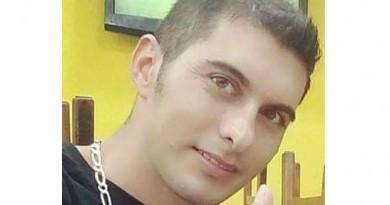O jovem José Cardoso, 29 anos, que teve o corpo encontrado em Trindade-RJ (Foto: Arquivo Pessoal)