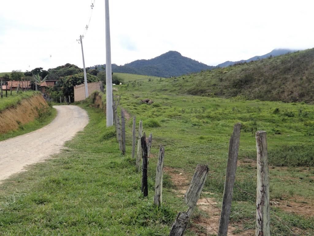 Estrada da Zona Rural de Piquete; cidade é a primeira da região a assinar convênio com Governo Estado (Foto: Arquivo Atos)