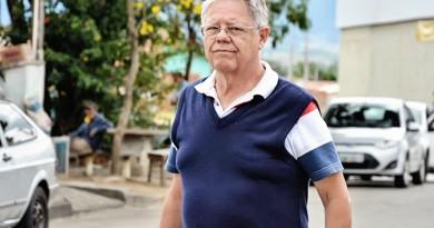 O ex-secretário Elcio Vieira, acusado por contratação ilegal em 2012 (Foto: Arquivo Atos)
