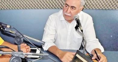 Miguel Sampaio, que se prepara para trocar Saeg pela secretaria de Governo; homem forte de Soliva (Foto: Arquivo Atos)