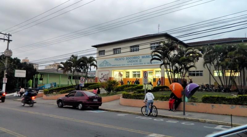 Pronto Socorro de Pindamonhangaba; funcionários têm atraso de salários após nova empresa assumir (Foto: Reprodução)