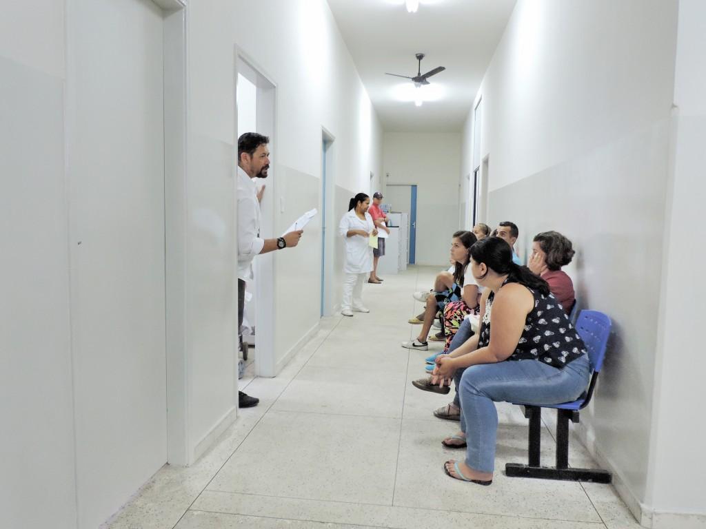 Nova estrutura do UBS para pacientes da Vila Nunes; reforma de posto entregue na última semana faz parte da série de trabalhos para ampliar condições do atendimento (Foto: Jéssica Dias)