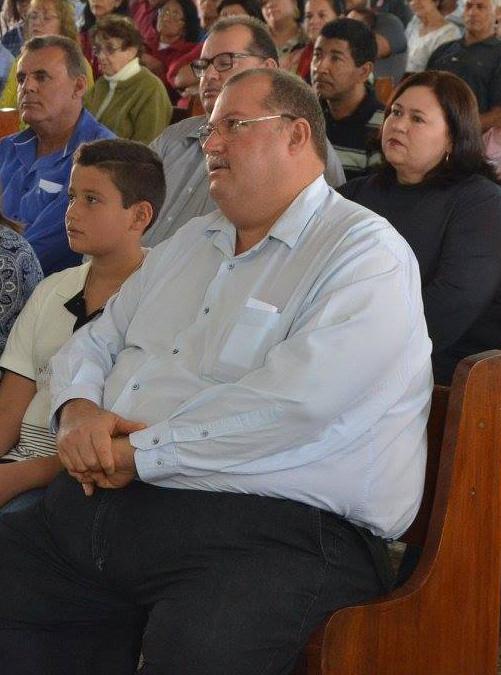O prefeito Jonas Polydoro, que teve contas de 2013 e 2014 rejeitadas (Foto: Reprodução)