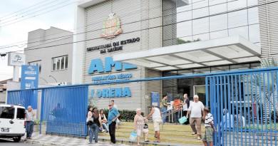 O AME de Lorena, que realiza o atendimento a 17 cidades; DRS tenta reduzir ausências em consultas (Foto: Lucas Barbosa)