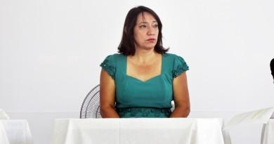 Maria Divina, criticada na internet após postagem contra homossexualidade; vereadora garante equívoco com o conteúdo (Foto: Arquivo Atos)