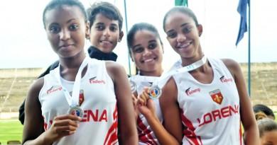 Atletas de Lorena, após mais uma conquista; Fademp tem inscrição (Foto: Arquivo Atos)
