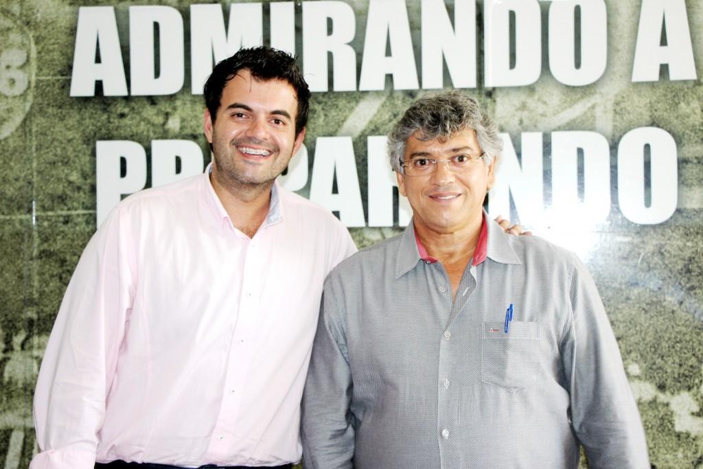 Thales Gabriel e Afonso Lobato