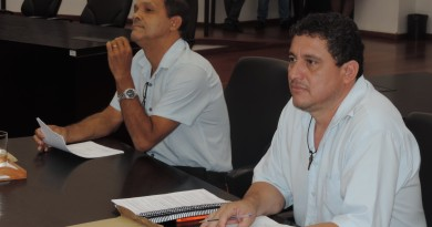 O vereador de Pindamonhangaba, Ronaldo Pipas, um dos contrários a proposta de Isael (Foto: Arquivo Atos)