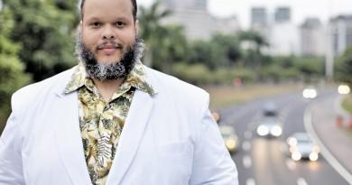 Ed Motta, um dos destaques de festival em Cunha; primeira edição de evento tem ainda Tiago Abravanel (Foto: Reprodução)
