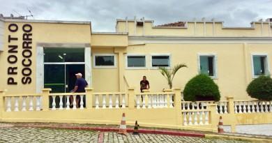 O Pronto Socorro de Queluz; cidade investe em estrutura de equipamentos para reforçar atendimento (Foto: Divulgação)
