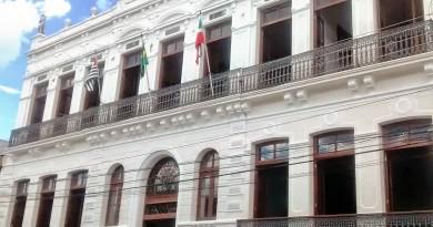 O Palácio 10 de Julho, hoje utilizado pela secretaria da Cultura de Pindamonhangaba; cidade projeta ação regional para alavancar turismo (Foto: Reprodução)
