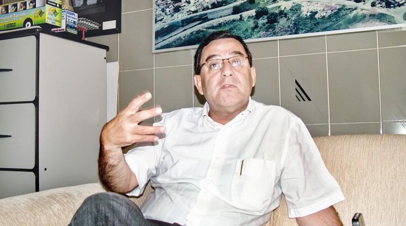 """O ex-prefeito de Aparecida, Márcio Siqueira, que teve contas rejeitadas na Câmara; """"ex-base"""" votou contra (Foto: Arquivo Atos)"""