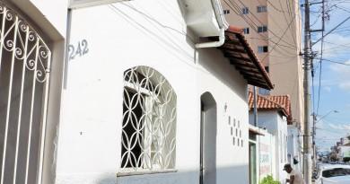 A sede do Sindicato, que pede informações sobre 32 exonerações (Foto: Rafaela Lourenço)