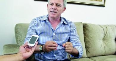 Ex-prefeito de Potim, Benito Thomaz assassinado em 2014; caso tem segundo julgamento com condenações (Foto: Arquivo Atos)