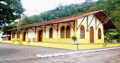A sede da Prefeitura de Lavrinhas, que após falha, prepara nova prova para agentes comunitários de saúde (Foto: Reprodução)