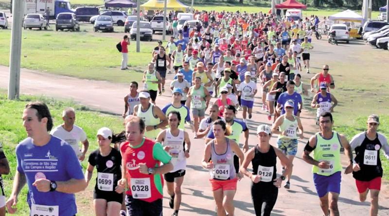 Prova em Pinda, que volta a receber corredores no próximo dia 15 (Foto: Reprodução)
