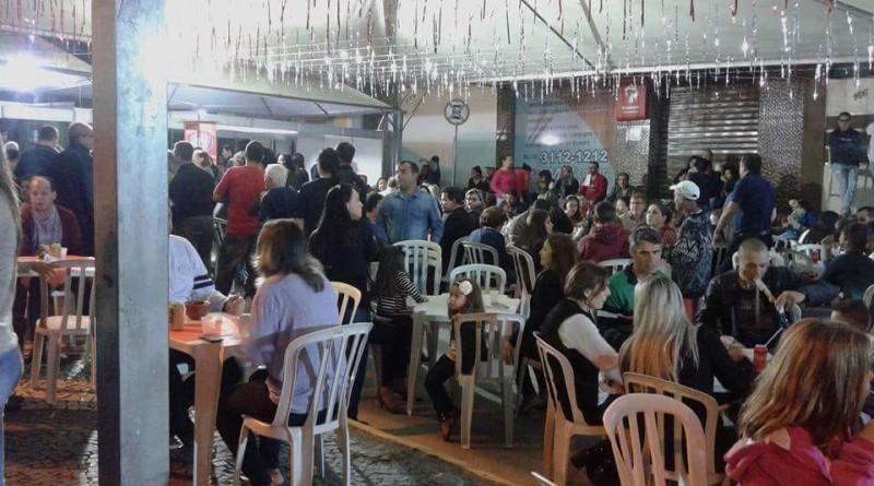Edição 2017 da festa contou com número expressivo de participação; boa comida e atrações especiais (Foto: Divulgação)