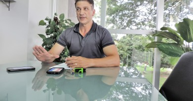 O prefeito de Pindamonhangaba, Isael Domingues, que espera sucesso à adesão de servidores ao PDV (Foto: Arquivo Atos)