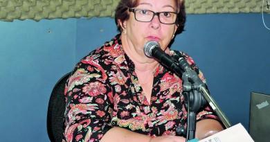 Teca Gouvêa, que teve o mandato de prefeita cassado, na última quarta-feira, pela Câmara de Piquete (Foto: Arquivo Atos)
