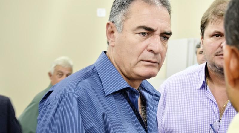 Ernaldo Marcondes, que recebeu reclamações por atraso na cesta (Foto: Arquivo Atos)