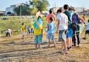 Torneio de pipas marca o início das atividades de férias em Cruzeiro