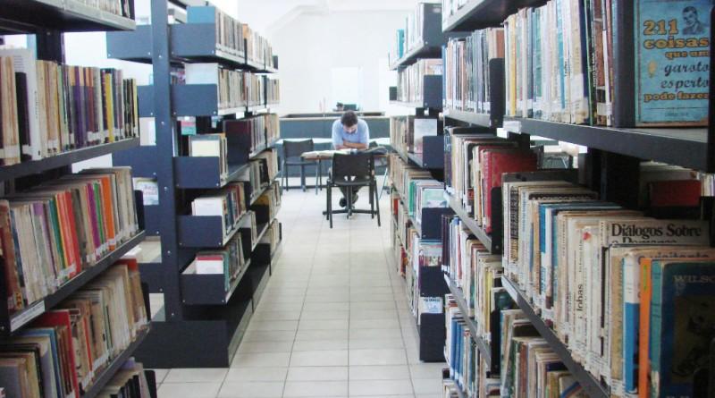 O Senac de Pinda segue com o projeto de empréstimo de livros até o fim do ano (Foto: Arquivo Atos)