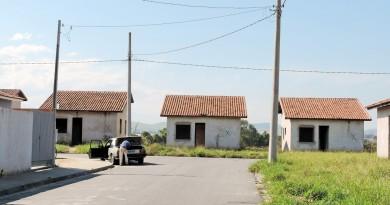 Residencial do CDHU na região; espera por moradias em Roseira pode estar perto do fim após 28 anos (Foto: Arquivo Atos)