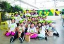 Programa da ex-medalhista Ana Moser beneficia 250 crianças carentes em Pinda