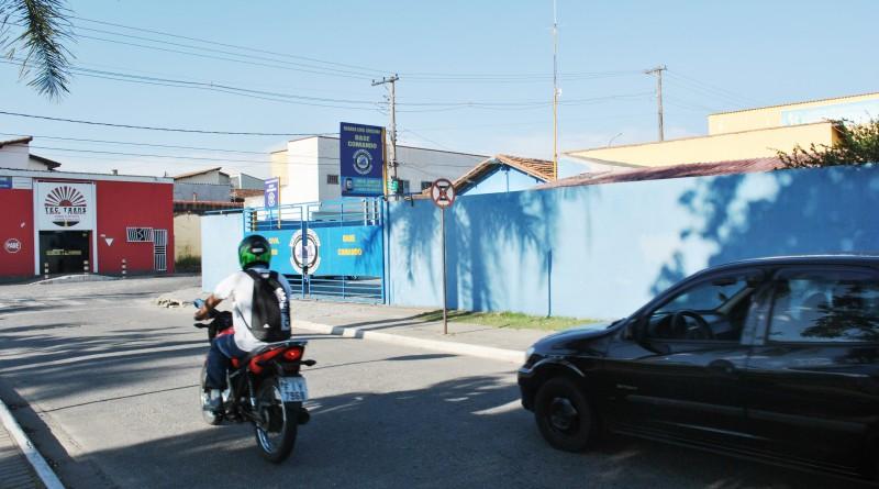 Sede da Guarda Municipal de Cruzeiro, que deve passar por reestruturação para criação da polícia municipal; cidade tem altos índices criminais (Foto: Andreah Martins)
