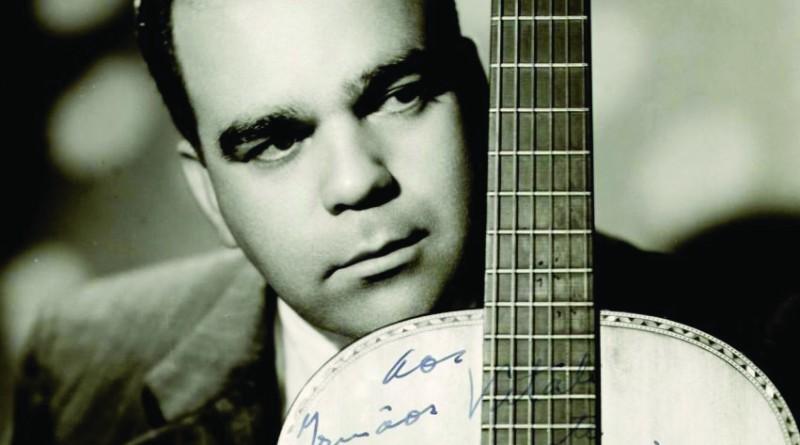 Dilermando Reis, um dos grandes da música popular, nascido em Guará (Foto: Reprodução)