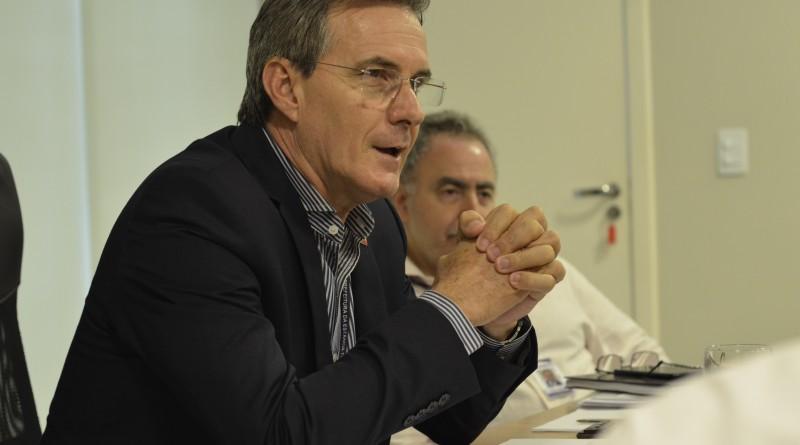 O prefeito Marcus Soliva que anunciou reavaliação do PDV após adesão acima do esperado (Foto: Leandro Oliveira)