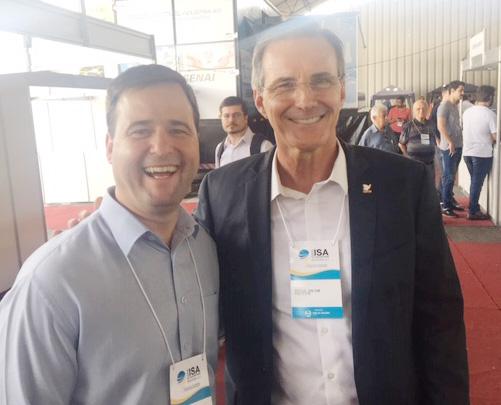 Argus Ranieri e Marcus Soliva