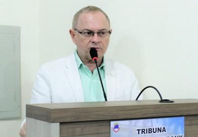 Em escolha antecipada, Notharangeli é eleito presidente da Câmara de Cruzeiro